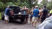 Reportan que una de las víctimas era el hermano del joven que celebraba su despedida de soltero y sobrevivió.