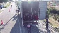 La policía de Turquía encontró a los inmigrantes africanos cuyo destino sería Italia.