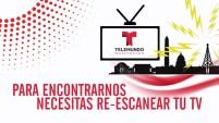 A partir del 7 de marzo, Telemundo Washington cambiará  al canal 44.  Para continuar disfrutando de nuestro canal y programación...