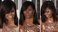 La Primera Dama se convirtió en el centro de atención durante la última cena de estado. Aquí las fotos del vestido que ha causado sensación.
