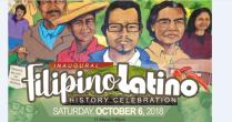 Celebración inaugural de la historia latina filipina