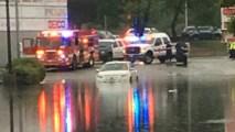 Severas tormentas dejan sectores bajo agua. Noticias en tiempo real