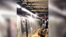 Tormentas ponen al desnudo el deterioro del subway. Noticias en tiempo real