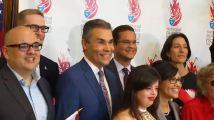 Brilla el Desfile Nacional de Puerto Rico en NYC . Noticias en tiempo real