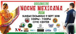 Oceanside Noche Mexicana 2018