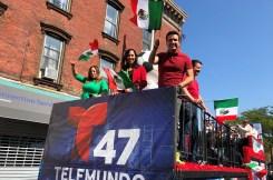 Así se vivió el gran Desfile Mexicano de Passaic