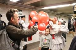 ¡Terror subterráneo! MTA presenta estación 'embrujada'