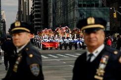 Fotos: así fue el Desfile de Acción de Gracias en Nueva York