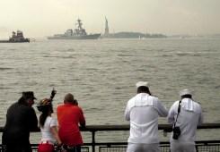 EEUU inicia la Semana Naval en NY