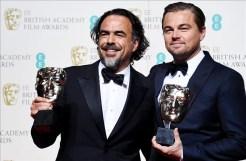 Los ganadores de los premios Bafta del cine