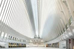 Fotos: Así será la nueva estación del World Trade Center