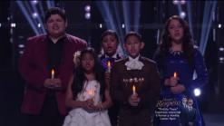 La Voz Kids rinde tributo a víctimas de la masacre