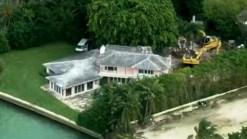Fotos: así quedó la mansión de Pablo Escobar en Miami