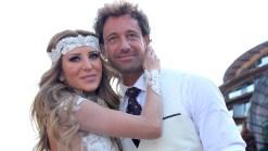 Gabriel Soto y Geraldine Bazán ya son marido y mujer