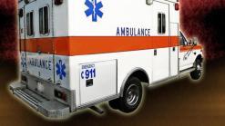 Fotos: Camioneta choca contra un edificio y deja dos heridos