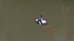 Fotos: Rescates y daños por las tormentas