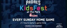 San Diego Padres Kids Fest 1 de julio