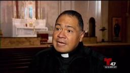 Sacerdote de nuestra área se reunirá con el Papa