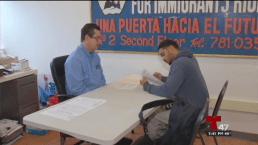 Juventud latina se informa por primera vez sobre el DACA