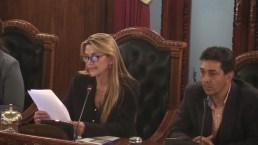 Quién es la presidenta autoproclamada de Bolivia