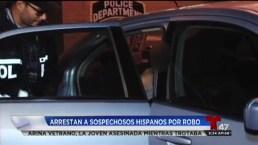 Caen presuntos pillos que robaron consulado en NY
