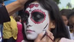 Catrinas invaden la Ciudad de México