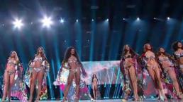 Cuerpos de infarto: finalistas de Miss Universo desfilan en traje de baño