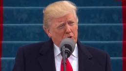 Donald Trump: juntos determinaremos el futuro
