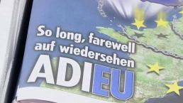 Europa vive resaca del brexit
