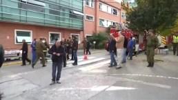 Explosion en Chile deja muertos