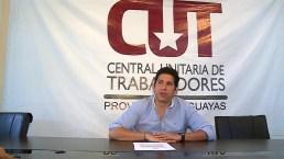 Frente unitario pide medidas a favor de Manabí