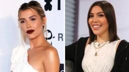 Michelle Salas se le escapa a la prensa en medio de escándalo con Frida Sofía