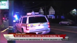 Mujer resulta atropellada en Oradell