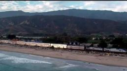Nuevo recorrido diario de Amtrak entre LA y San Diego