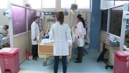Hospital Luis Vernaza brinda ayuda a familiares de afectados por terremoto