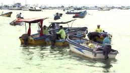 Pescadores buscan retomar su ritmo habitual en Puerto Pesquero