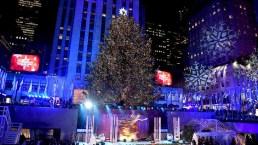 Icónico árbol de Navidad y su alegría boricua