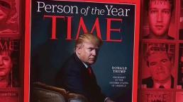 Revista Time elige a Trump como Persona del Año