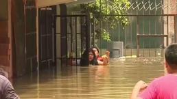 Severas inundaciones tras roturas de tubería en Perú