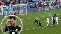 """La """"fórmula"""" para detener a Messi, ¿el mejor, aunque falle más penales?"""