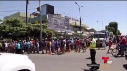 Ecuador: llega ayuda internacional
