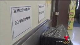 Pruebas de plomo en escuelas de Nueva Jersey
