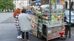 Más licencias para vendedores ambulantes en Nueva York