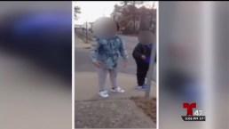 Arrestan hombre tras brutal golpiza captada en video