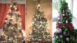 Arbolitos de Navidad de nuestros televidentes