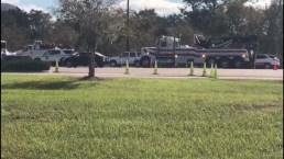 Accidente entre dos autobuses de Disney deja 15 heridos