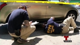 Lluvia de balas deja hombre gravemente herido