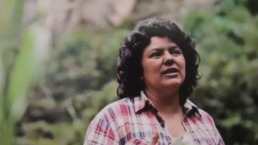 Arrestan a sospechosos de matar a activista hondureña