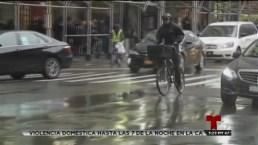 Adelantan nuevas medidas para proteger a peatones en NY