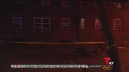 Homre muere baleado en Brooklyn